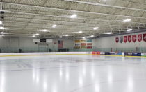 Retrofitting Hockey Arena with LED Light Fixtures