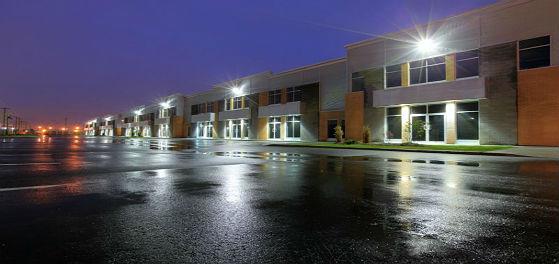 Energy Saving Outdoor Lighting Building Premier
