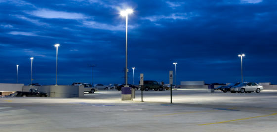 Energy saving lighting solutions parking lot lighting parking lot lights aloadofball Gallery