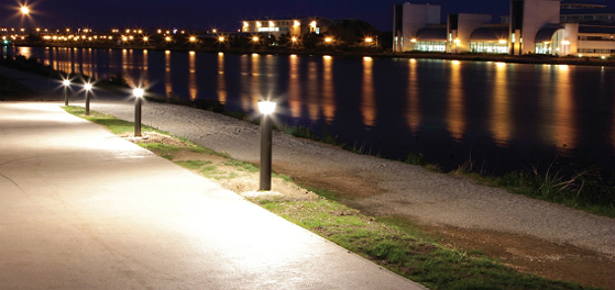 Energy Saving Walkway Lighting Solutions Premier