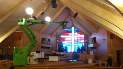 faith-lutheran-sanctuary-led-install-lift
