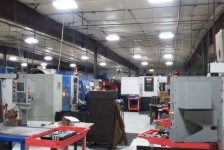 Columbia LWS LED High Bay Fixtures