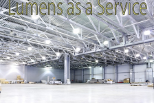 LED Light as a service